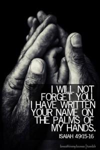 Forgotten scripture